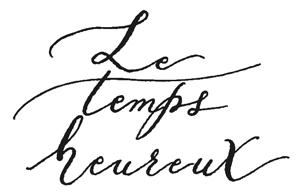 ル・タン・ウールー---le temps heureux